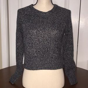 BANANA REPUBLIC Knit Crop Top Sweater (S)